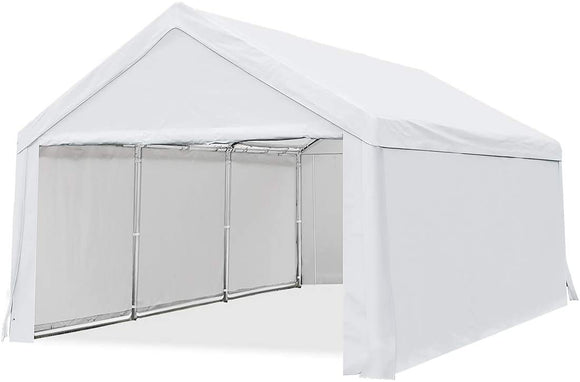Quictent 10' x 20' Carport-White