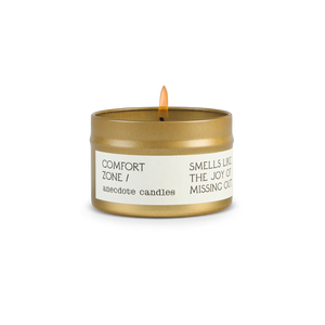 Comfort Zone - Anecdote Candles