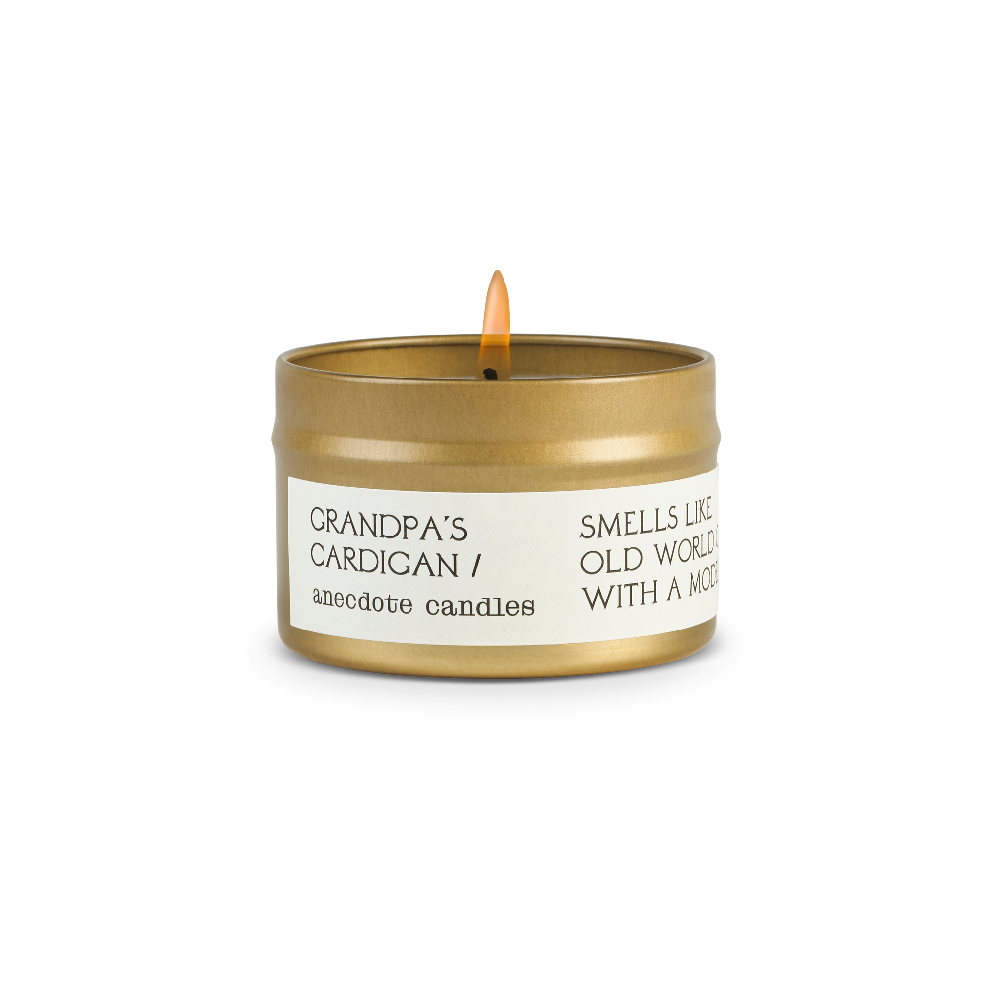 Grandpa's Cardigan - Anecdote Candles