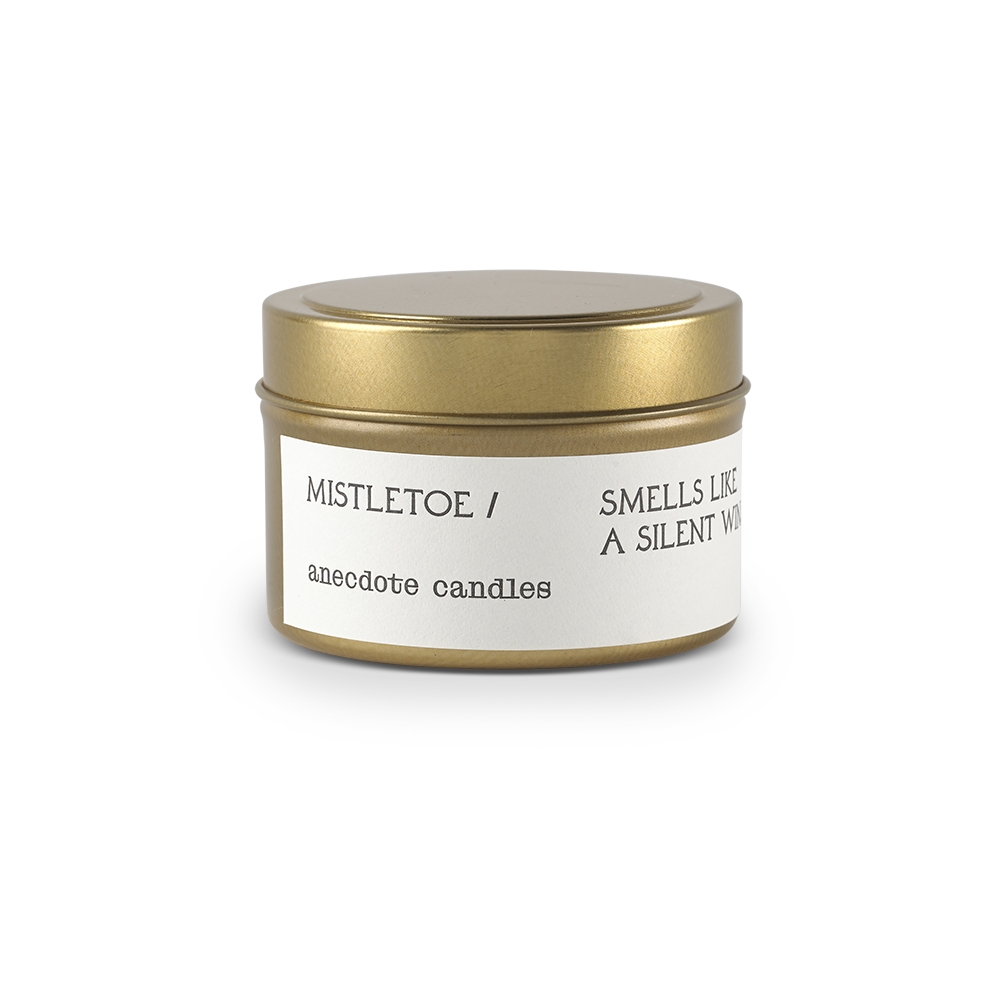 Mistletoe - Anecdote Candles