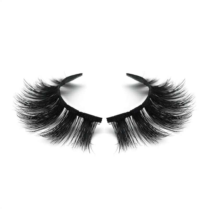 Mink False Lashes HP-23