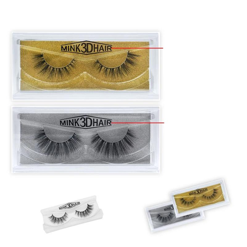False Eyelash Package Box Premium Cosmetics Box(NO LASHES)