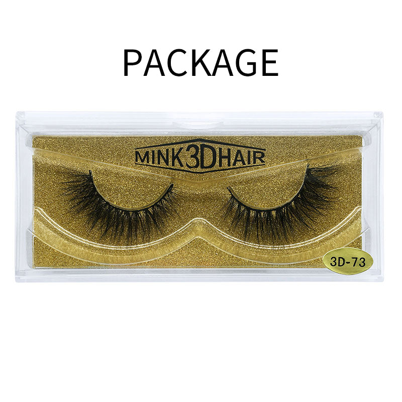 Big 3D Mink False Eyelash  3D-73