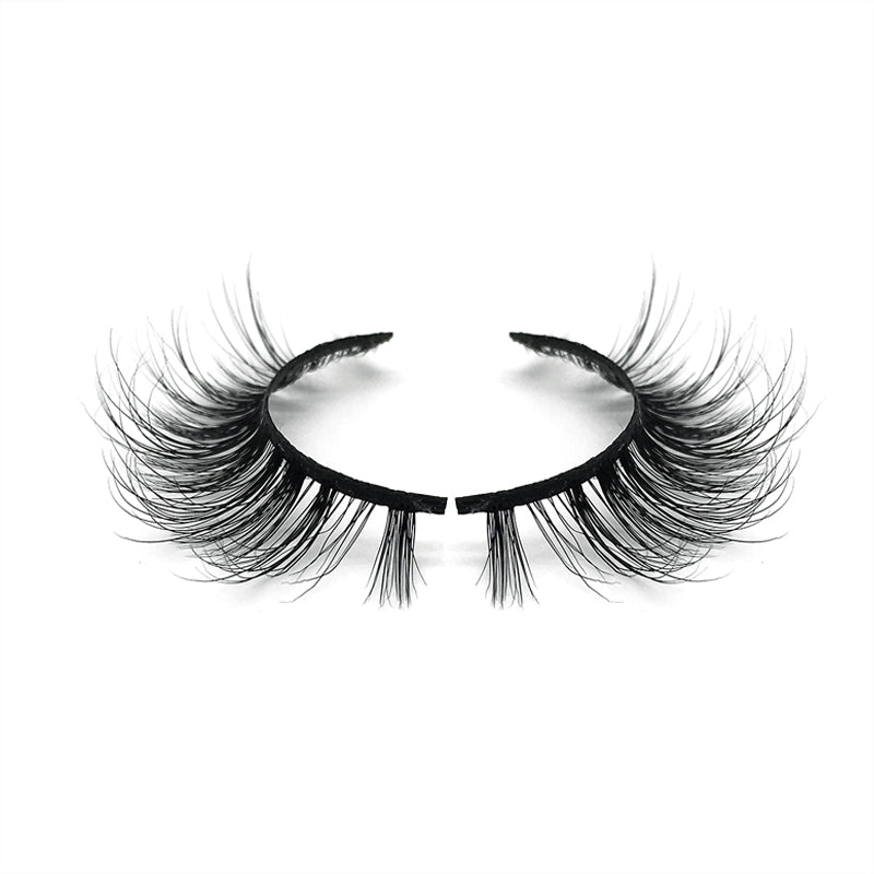 Mink False Lashes HP-28