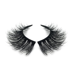 Mink False Lashes HP-13