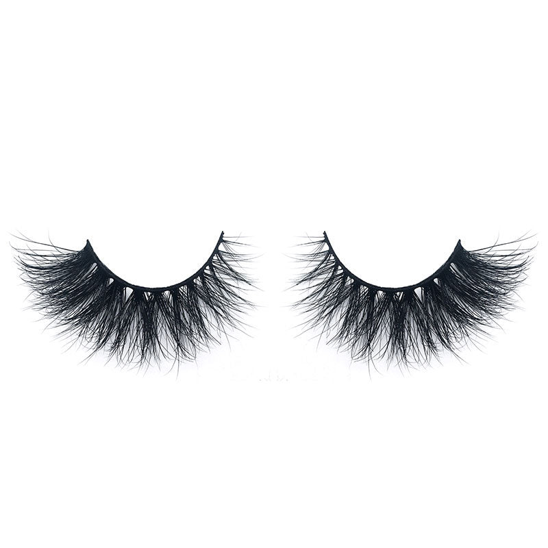 Big 3D Mink False Eyelash  3D-68