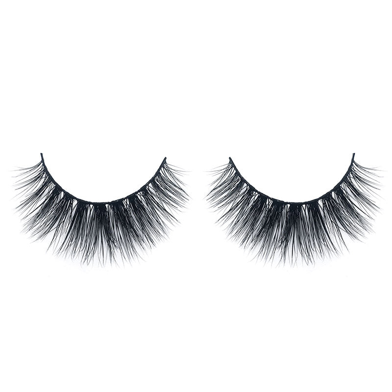 Big 3D Mink False Eyelash 3D-27
