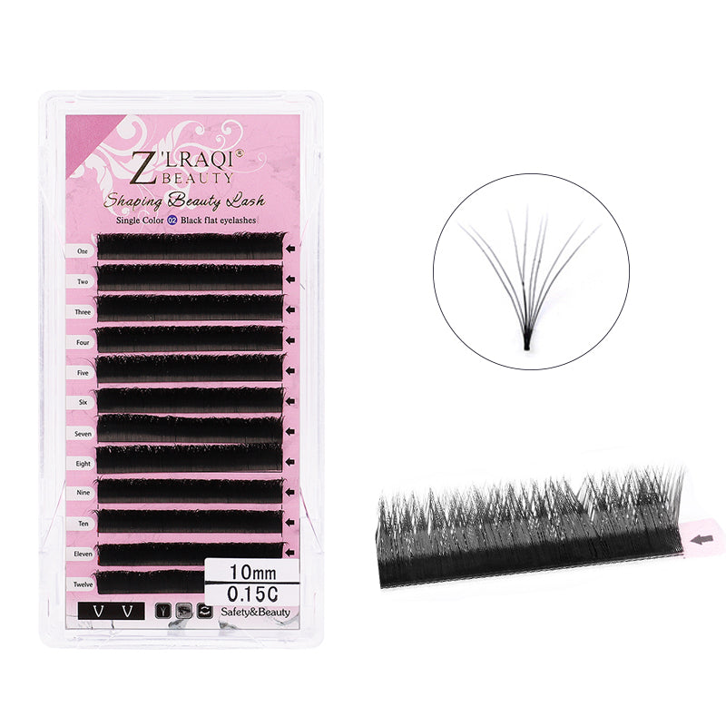 Magnetic Eyeliner With Magnetic Eyelashes and Applicator Bambi