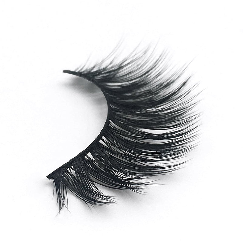 3D Fake Mink Eyelashes Natural 5 Pairs 3D-16