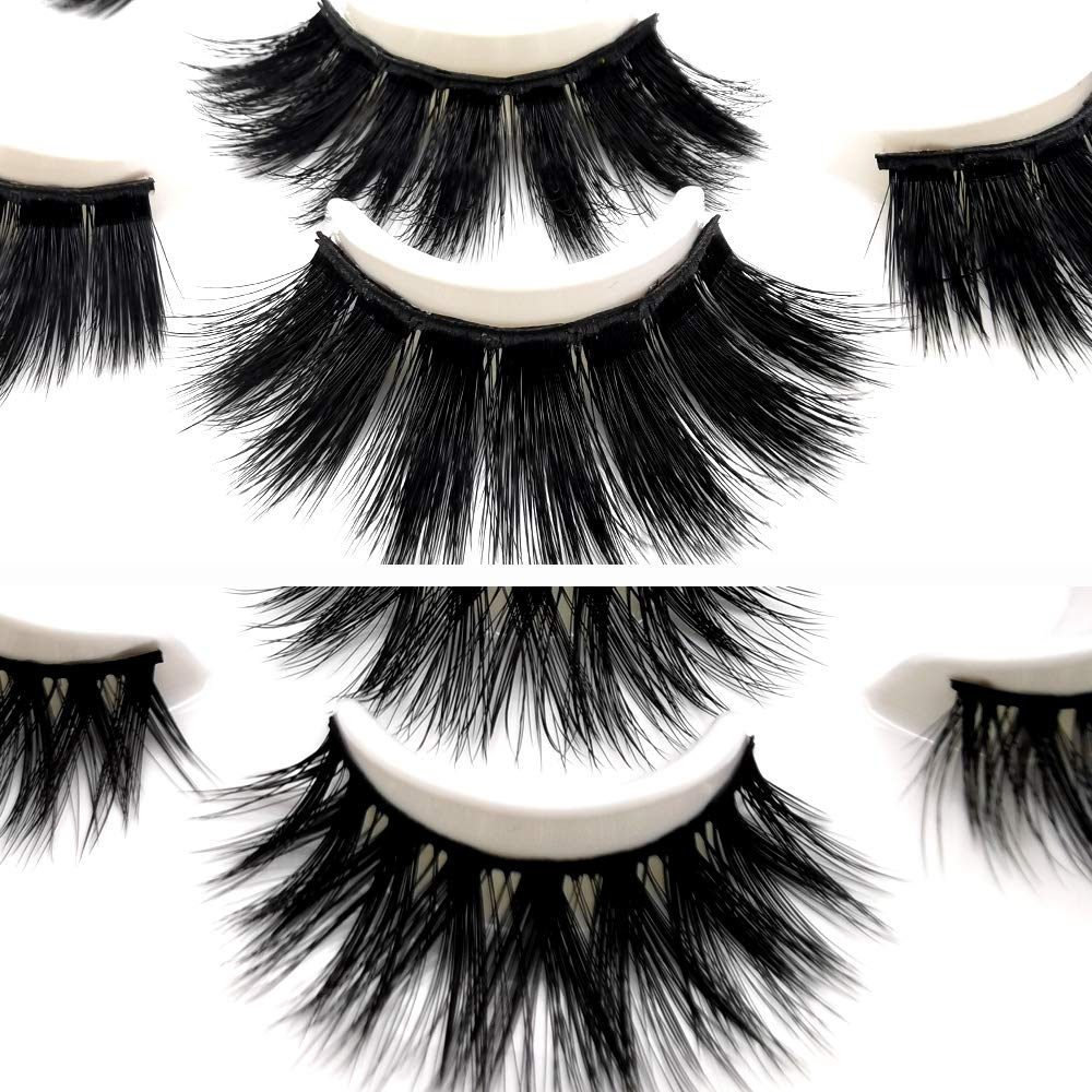 Faux Mink Volumn False Eyelashes 14 Pairs SD-11 &SD-16