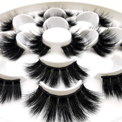 KellyRoom 20mm Lashes 3D Faux Mink 14 Pairs
