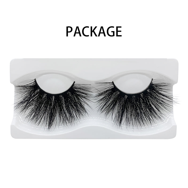 25mm Real Mink Lashes E58