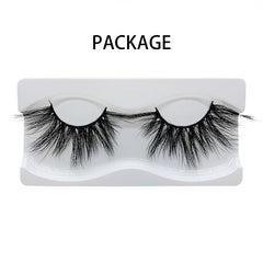 25mm Real Mink Lashes E63
