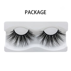25mm Real Mink Lashes E70