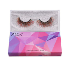 Halloween Color Mink Lashes CL11