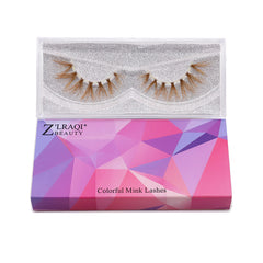 Halloween Color Mink Lashes CL07