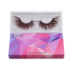 Halloween Color Mink Lashes CL03