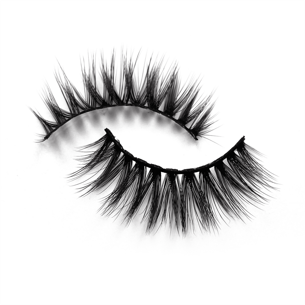 10 Pairs Faux Mink False Eyelashes S01