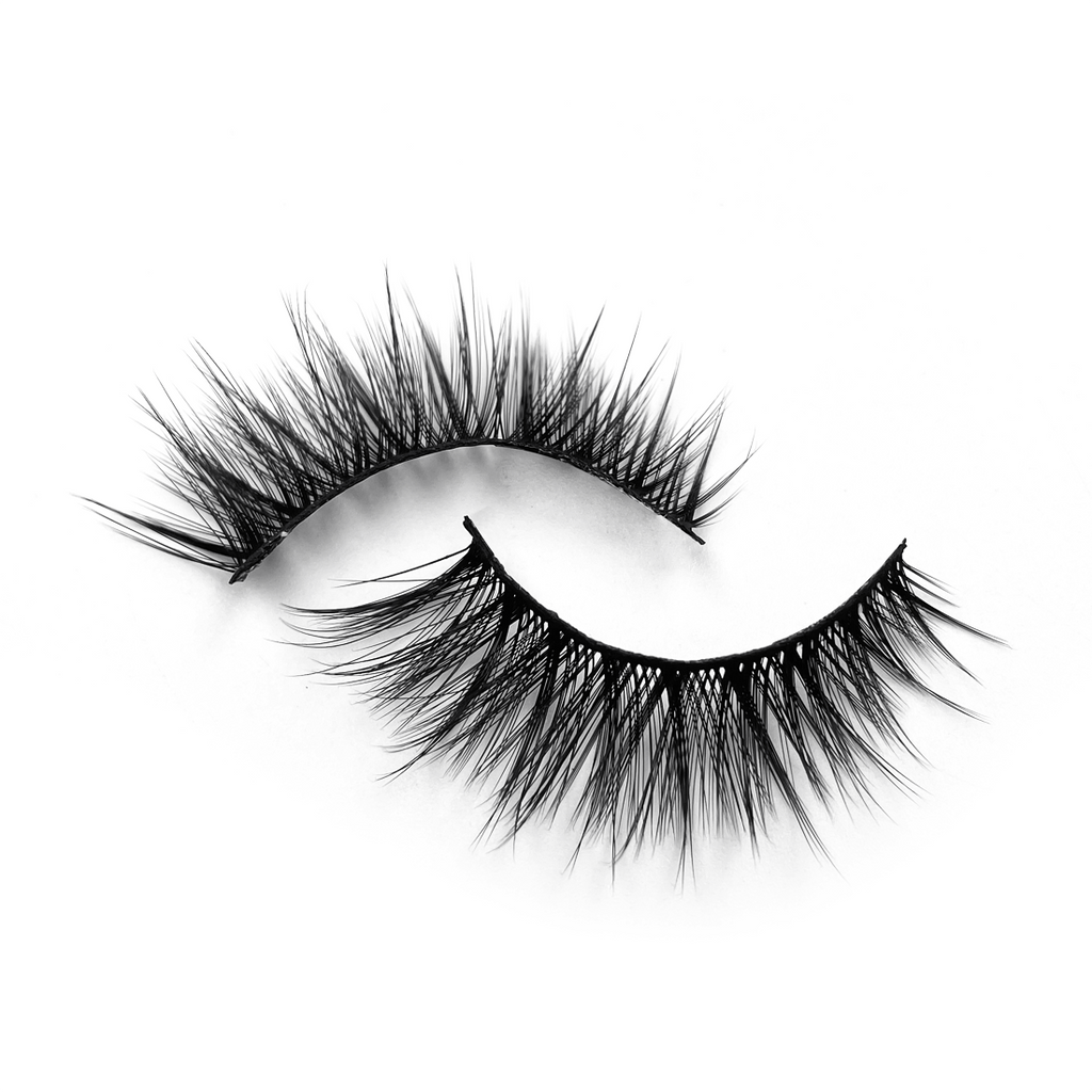 10 Pairs Faux Mink False Eyelashes S04