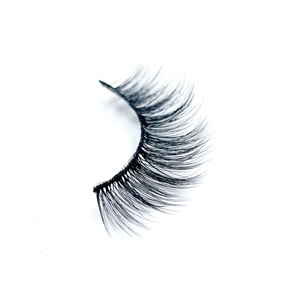 10 Pairs Faux Mink False Eyelashes S05