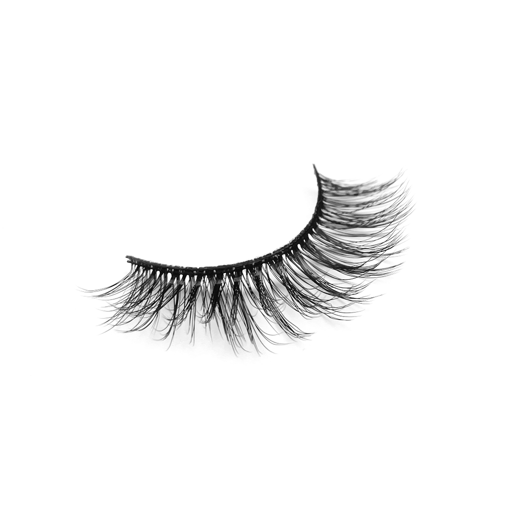10 Pairs Faux Mink False Eyelashes S06