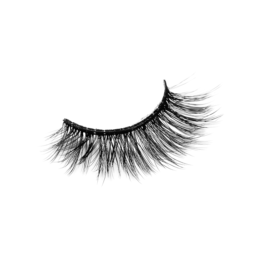 10 Pairs Faux Mink False Eyelashes S09