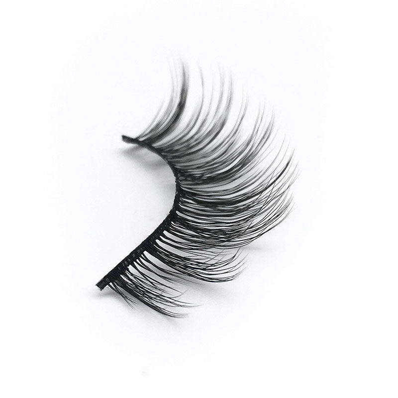 3D Mink Eyelashes Natural 5 Pairs F850