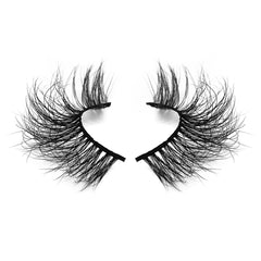 25MM Real Mink False Eyelashes ME03