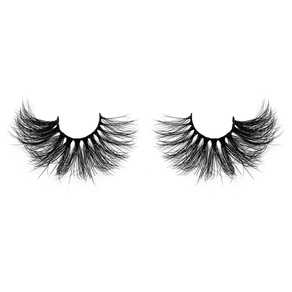 25MM Real Mink False Eyelashes ME04
