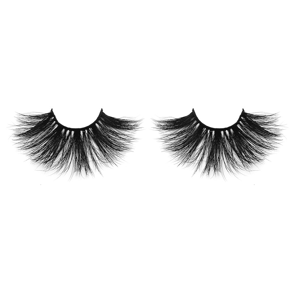 25MM Real Mink False Eyelashes ME09