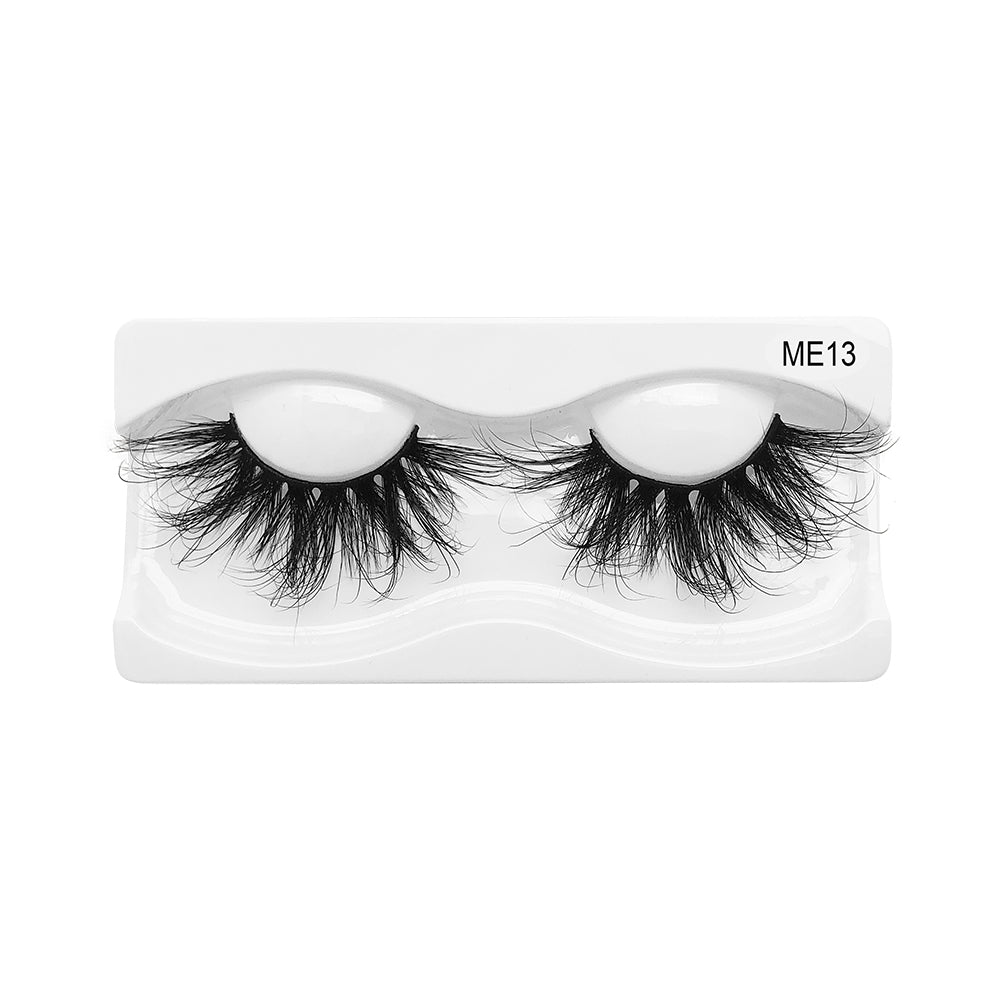 25MM Real Mink False Eyelashes ME13