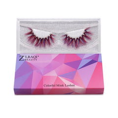 Halloween Color Mink Lashes CL01