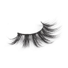 Faux Mink False Eyelashes FY02 (Purple Box)