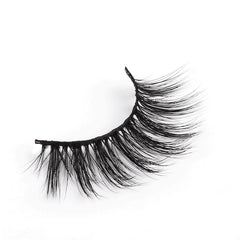 Faux Mink False Eyelashes FY04 (Purple Box)