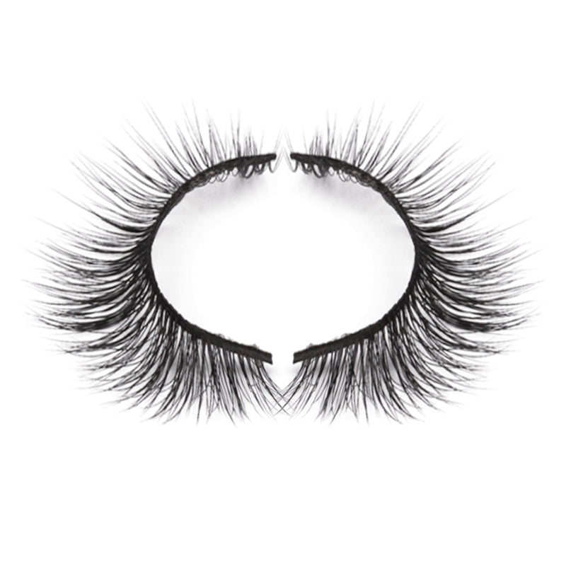 Faux Mink False Eyelashes FY06 (Purple Box)