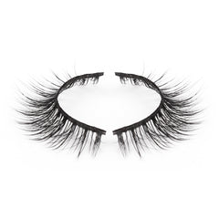 Faux Mink False Eyelashes FY07 (Purple Box)
