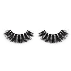 Faux Mink False Eyelashes FY09 (Purple Box)