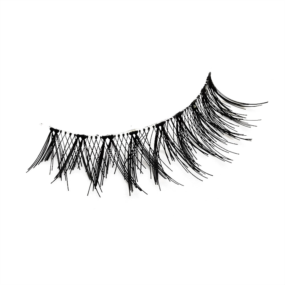10 Pairs Lashes Handmade False Eyelashes S-03