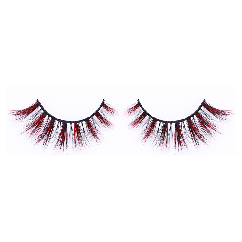 Halloween Color Mink Lashes CL06