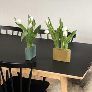 Slim Vase Mini - Grøn