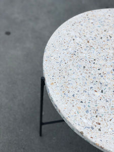NORD SAND Terrazzo sofabord by STAY