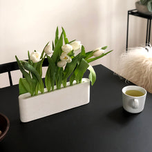 Load image into Gallery viewer, Slim Vase - White
