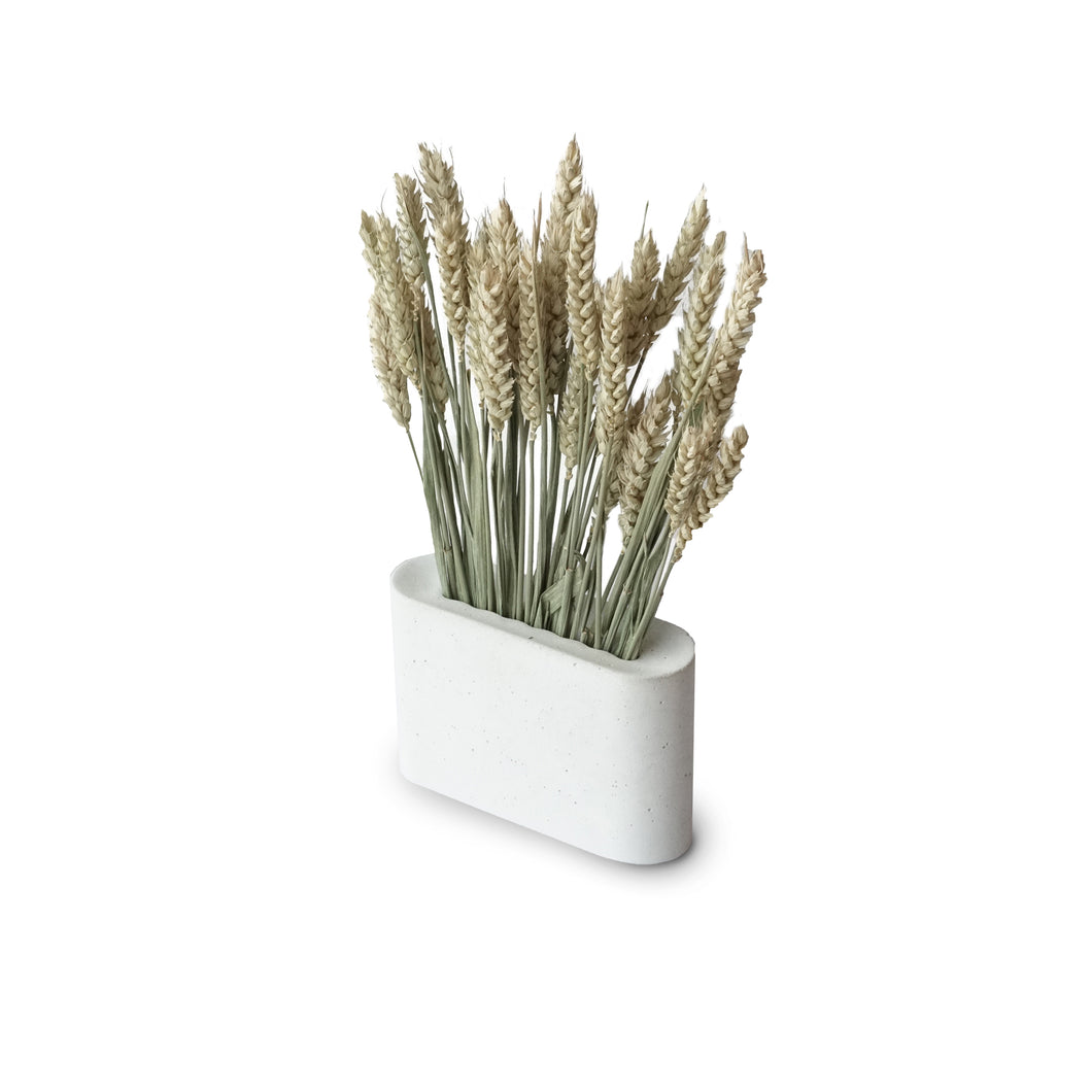Slim Vase Mini - White