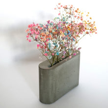 Load image into Gallery viewer, Slim Vase Mini - Lysegrå