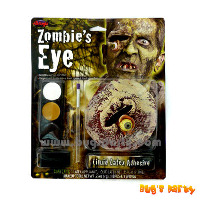 Make Up Zombie Eye