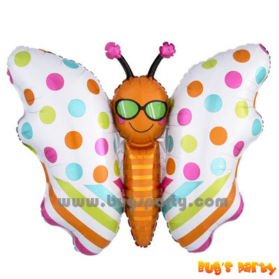 Cool butterfly shaped balloon