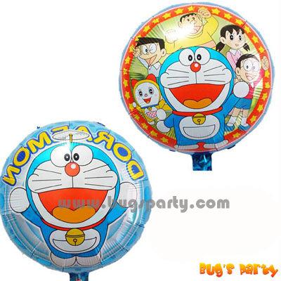 Doraemon Gang Balloon