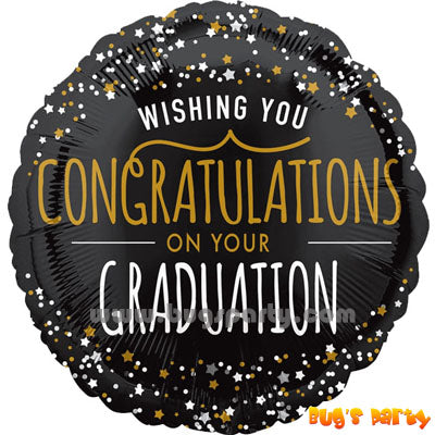 Congratulations Graduation Balloon