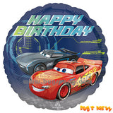 Disney Cars Birthday Balloon
