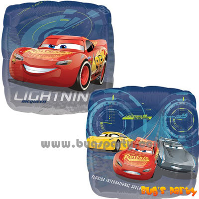 Disney Cars Square Balloon